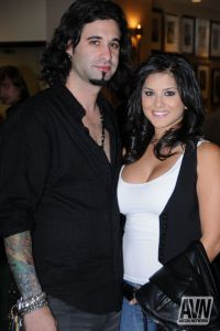 Sunny Leone and boyfriend Dirrty