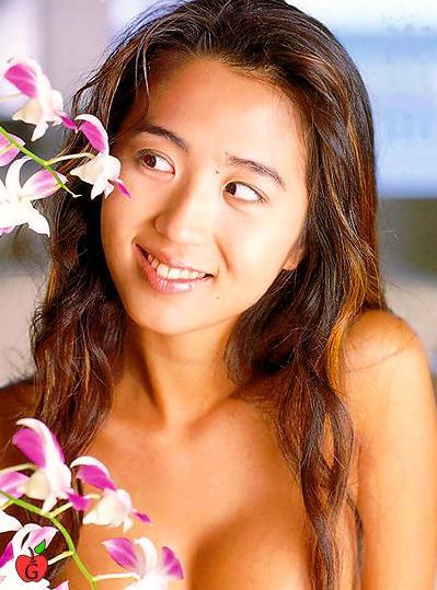 Former Japanese porn actress