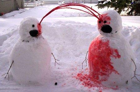 bleeding-snowman
