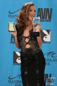 2009 Jenna Haze AVN winner2