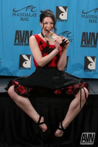 Stoya 2009 acceptance speech3