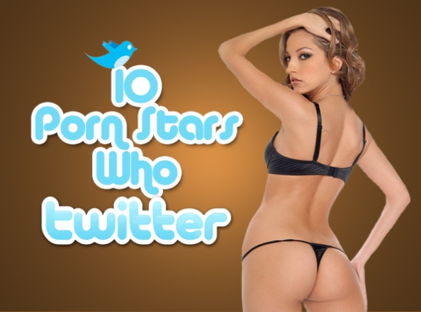 10 Porn Stars Who Twitter 2009