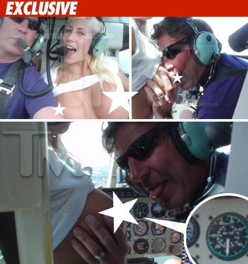 Helicoptor Pilot Blowjob Video 48