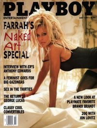 Farrah Fawcett July 1997 Playboy
