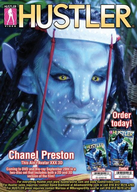 To play the role of Mo'at, the Na'vi Queen, rising star Chanel Preston was ...